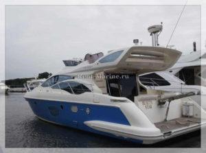 Яхта Azimut 47