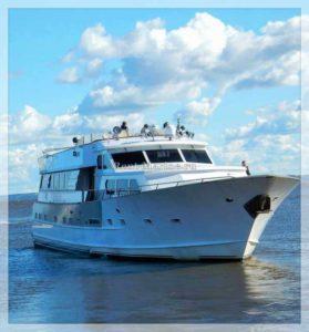 яхта Broward