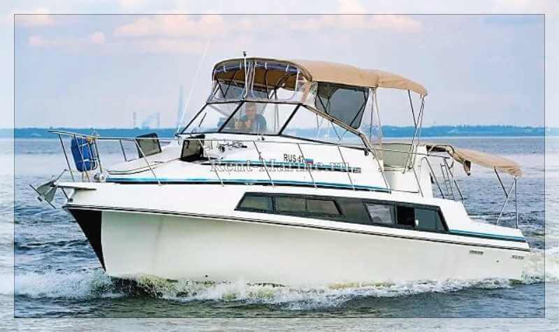 яхта Carver 32