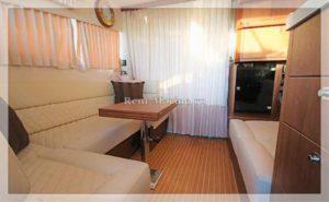 яхта Galeon 380 зал