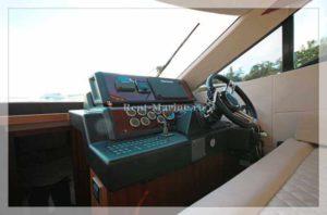 яхта Galeon 380 пункт управления