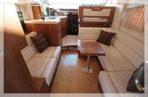 яхта Галеон 380 салон