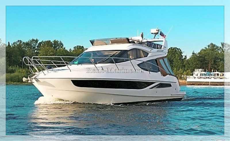 яхта Галеон 380
