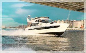 яхта Galeon 380