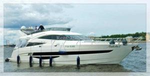 яхта Galeon 640