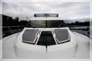 яхта Galeon 640 носовая часть