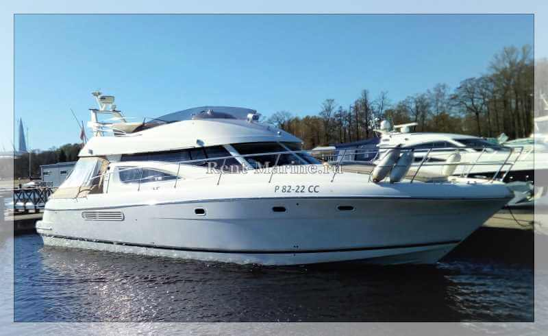 Яхта Jeanneau Prestige