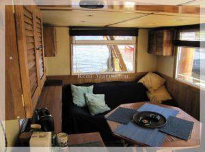яхта Нордик блюз салон