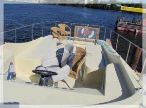 яхта Nordic Blues палуба