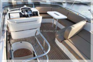 Яхта Принцесса 42 палуба