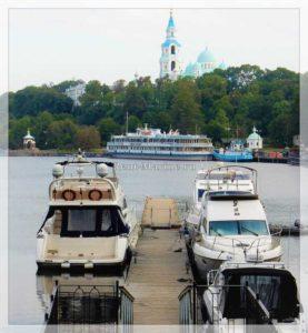 Яхта Princess 50 Валаам