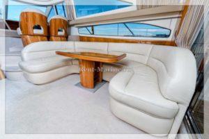Яхта Принцесса 50 диван