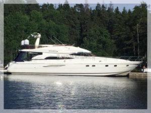 яхта Принцесса 67