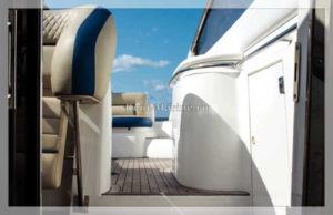 Яхта Sunsekeer 48 палуба