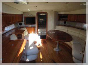 Яхта Sunsekeer 48 салон