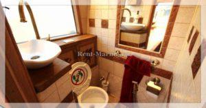 катер Византия туалет