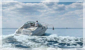 Катер Wellcraft 28 в заливе